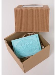 Mýdlo v papírové krabičce