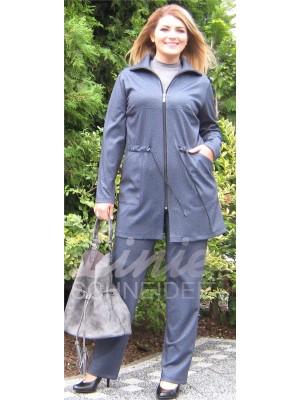 Riflový kabátek