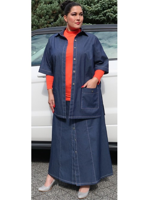 Naďa sukně